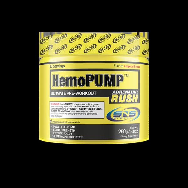 Hemopump