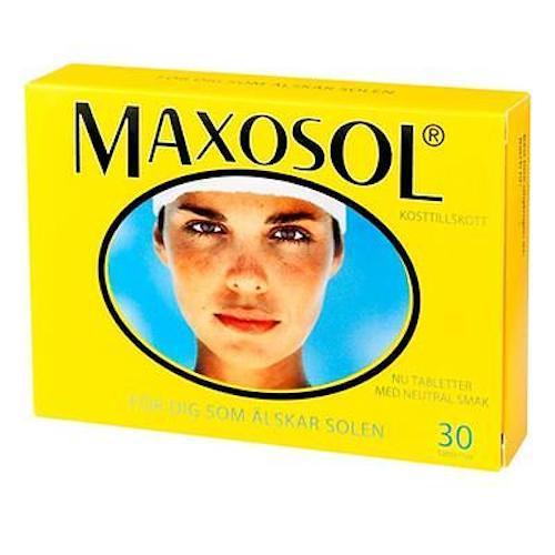 maxosol betakaroten
