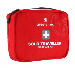 Lifesystems First Aid Kit Solo Traveller