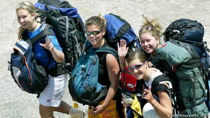 backpacker sekk test